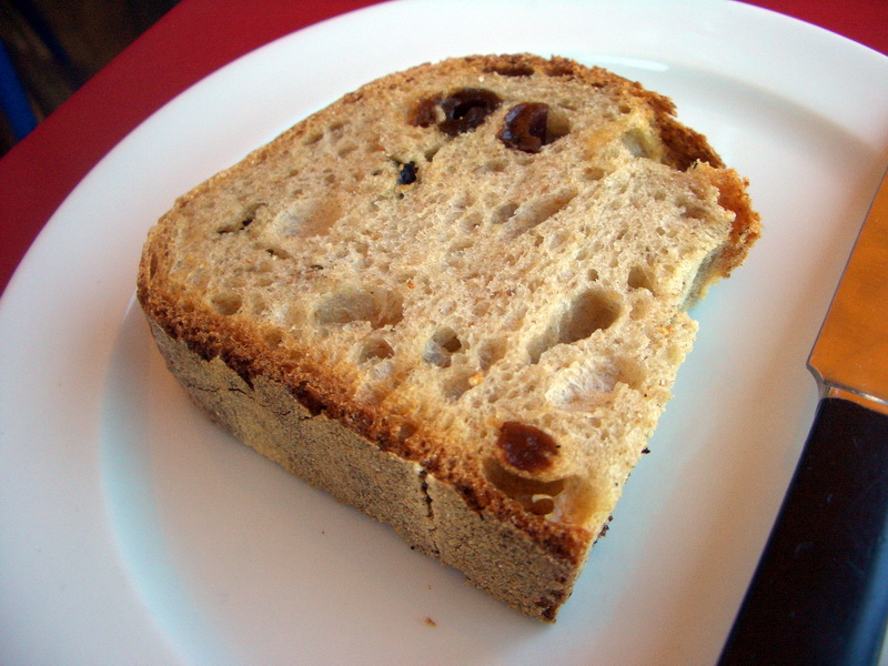 Blueprint cafe review genuess raisin bread malvernweather Choice Image