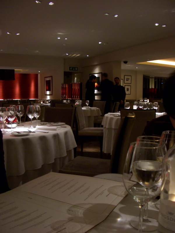 Large Booking Restaurants London