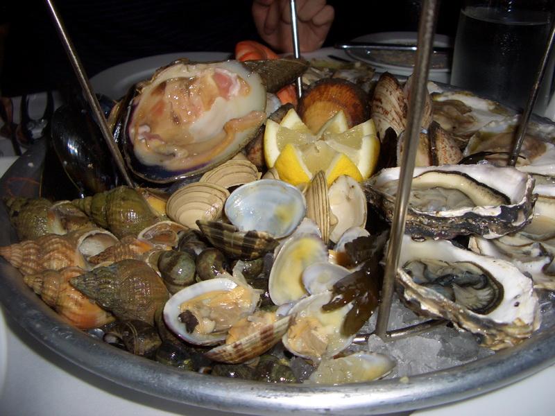Restaurants Plateau Fruits De Mer Pau Et Environs