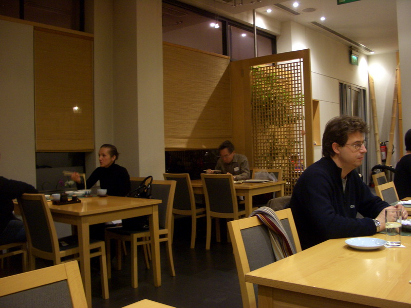 Kiku Restaurant London Review