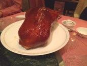 北京片皮鴨 Peking duck
