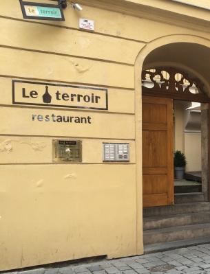 Restaurant Le Praha Paris