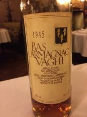 '45 Bas Armagnac