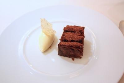 Dessert 2 - Chocolate Millefeuilles