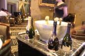 Champagne Trolley