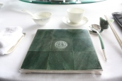 Jade Table Setting
