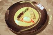 Lobster, Rich Nage, Asparagus, Gold Caviar