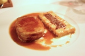 Farmhouse Veal loin, macaroni au gratin with Comté cru 2012