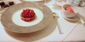 Wild Strawberry/ Rhubarb Delight