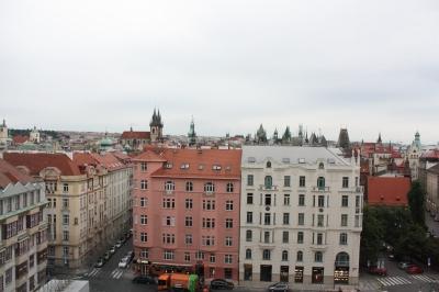 Zlata Praha View