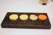 Butter Selection - Yuzu, Smoked Sea Salt, Seaweed, Paprika