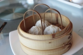 Steamed Shanghainese Pork Dumplings with Scallops