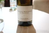 Chassagne - Montrachet, 1er Cru 'Les Baudines', Thomas Morey 2011