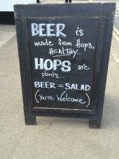 Signboard Outside