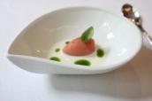 Tomato/ Almond/ Basil