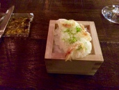 Prawn Paper, Dill Powder, Sakura Ebi