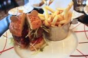 The Original 'db' Burger