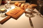 Pissaladière & Bread Basket