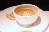 Provençale fish soup with croutons & rouille
