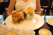 The 'Yankee' Burger