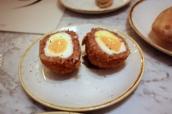 Duck Scotch egg