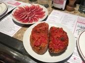 Jamon & Pan Con Tomate