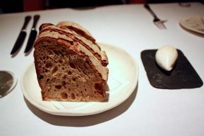 Sourdough & Goat's Curd Butter