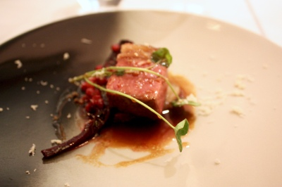 Beef - Ruby Red Sirloin, Crapudine Beetroot, Horseradish