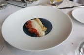 Butter poached Native lobster, Perigord truffle macaroni