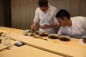 Chefs preparing our next course