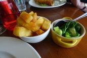 Chips & greens