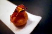 Iberico ham croquette