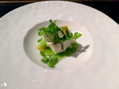 Roves des Garrigues, toasted amaranth, chickweed