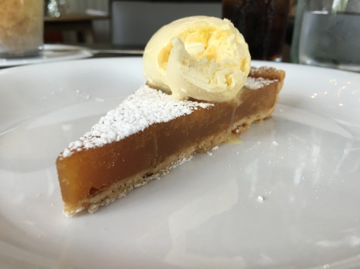 Treacle Tart, Clotted Cream