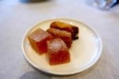 Canoli, Passion fruit pate de fruits