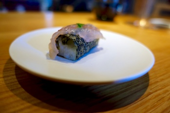 Red Mullet 'Sushi'