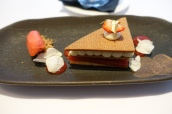 Mara des Bois Strawberry Tart & Elderflower Custard