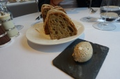 Sourdough, Goat's Whey Butter, Molasses