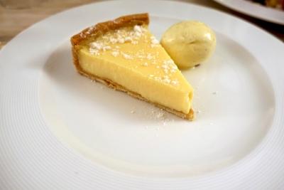 Lemon Tart Facon Maman