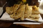 Bread Basket - Naan, Mint Paratha, Peshwari Naan
