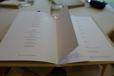 Decoration Carte Menu Anniversaire