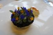 Caviar Tart Cornish Crab, Cucumber, Yuzu, Crème Fraiche