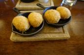Scotch Quail Egg