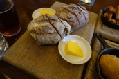 Local Cereal Bread with Holmleigh Dairy Butter