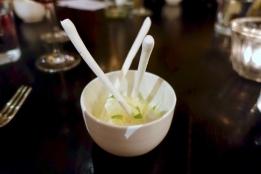 Leaf Lemon, Amalfi Lemon Cream, Granite, Iced Curd and Meringues