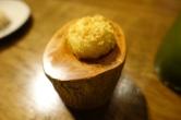 Chicken offal dumpling