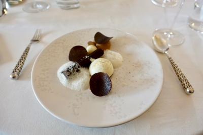 Chocolate, Yuzu, Cumin