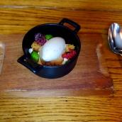 Treacle Tart Ice Cream